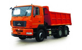 МАЗ-6501С5-522 (582) -000 Будівельний самоскид, г / п 21т.