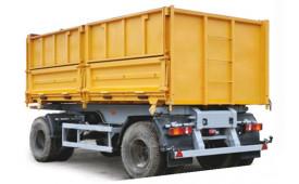 МАЗ-856100-4016-000 Прицеп-зерновоз, платформа 16,3м3, г/п 15,3т.
