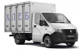 ГАЗЕЛЬ NEXT Хлебный фургон