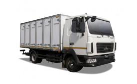 МАЗ-4371 «Корнет» - хлібний фургон